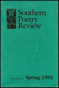 Southern Poetry Review 1992 (462 x 684)