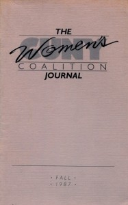 The CUNY Women's Coalition Journal